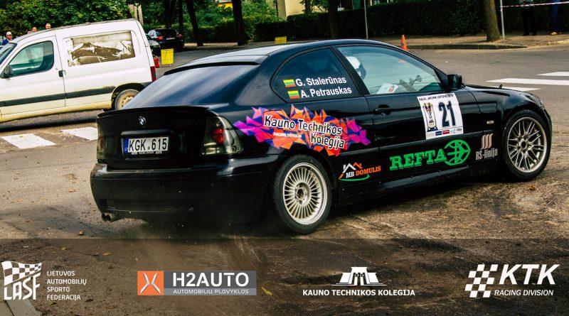 H2auto GSKL VII etapas @Kazlų Rūda