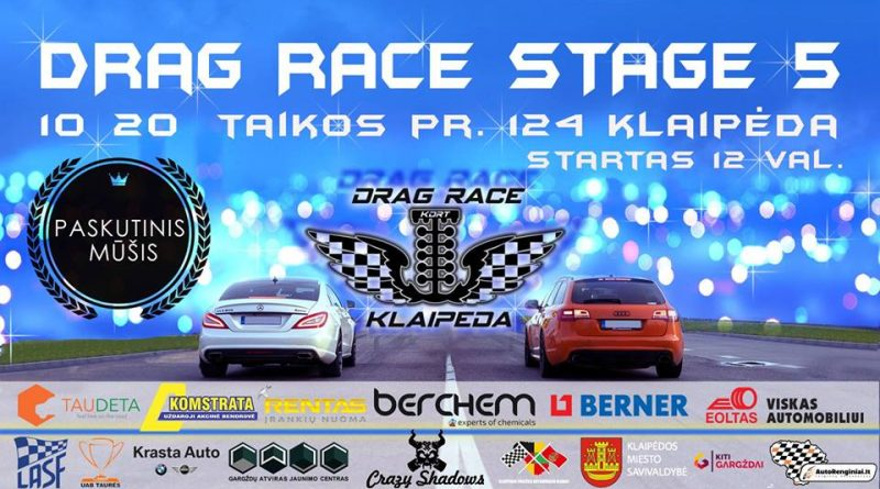KDRT Drag Race Stage 5