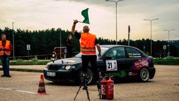 Lietuvos automobilių slalomo čempionato VI etapas