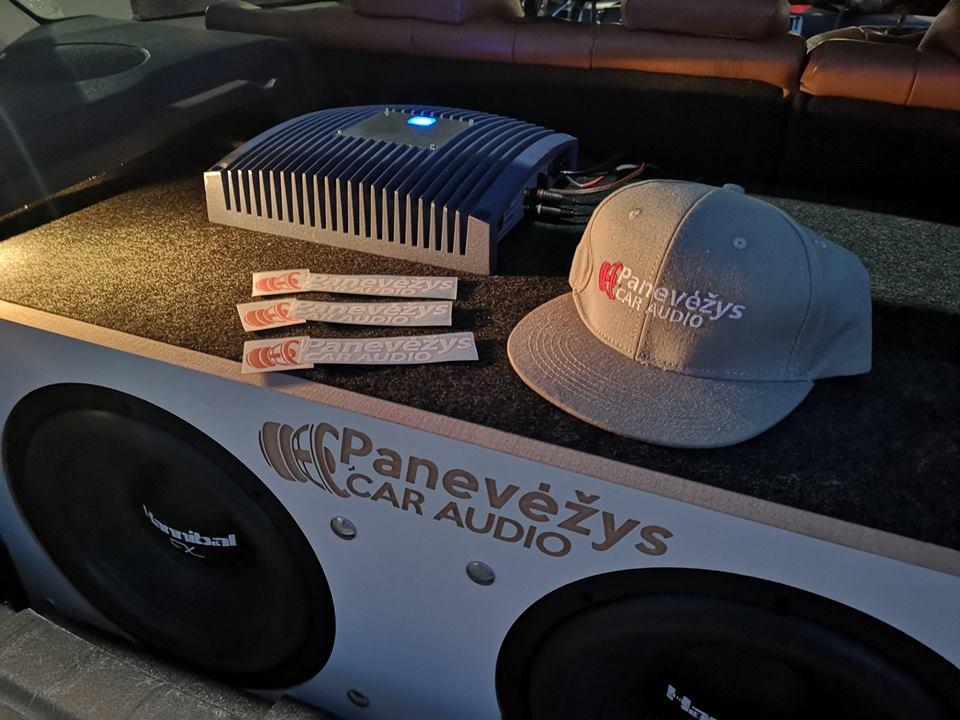 Panevėžys Car Audio susitikimas