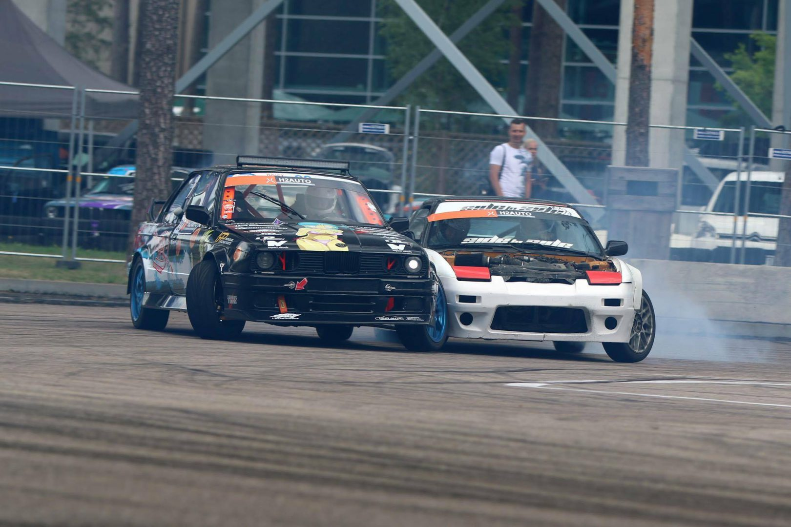 Drift day#11