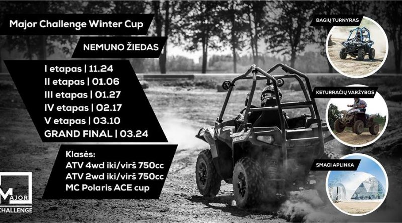 Major Challenge Winter Cup Stage 1