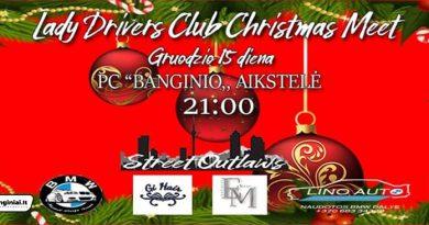 Lady Drivers Club Christmas Meet