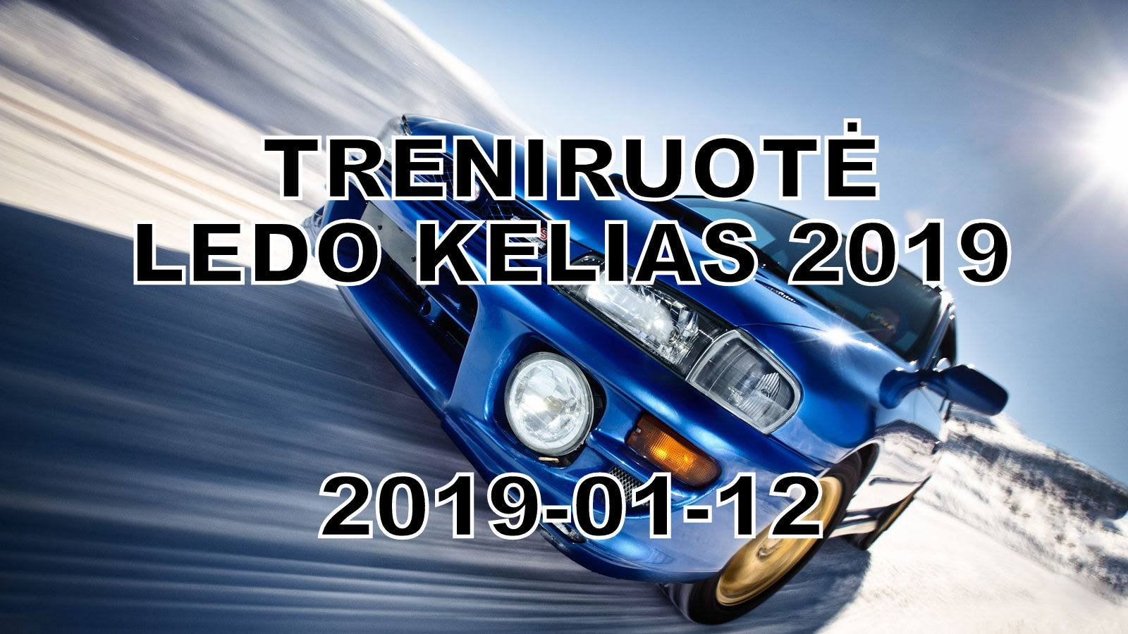 Ledo kelias 2019