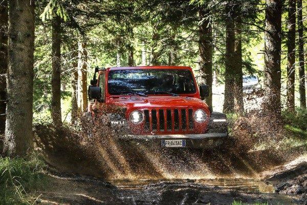 Naujo legendinio Jeep Wrangler pristatymas Lietuvoje !