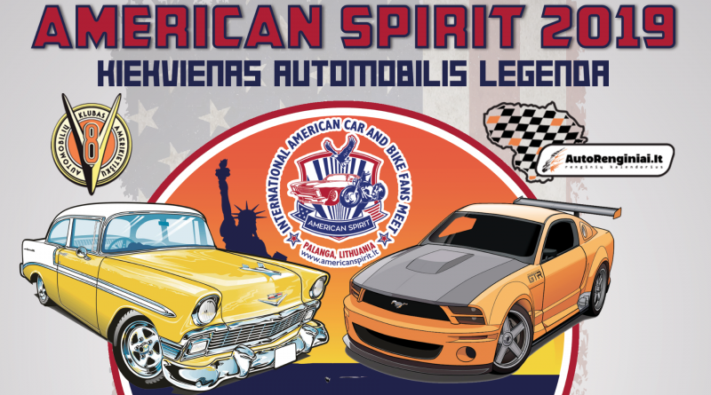 American Spirit 2019
