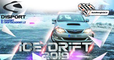 ICE DRIFT 2019 / Šiauliai Bačiūnų kartodromas