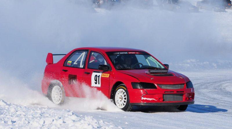 Lioliai 2019 - Tradicinės automobilių treko varžybos ant ledo