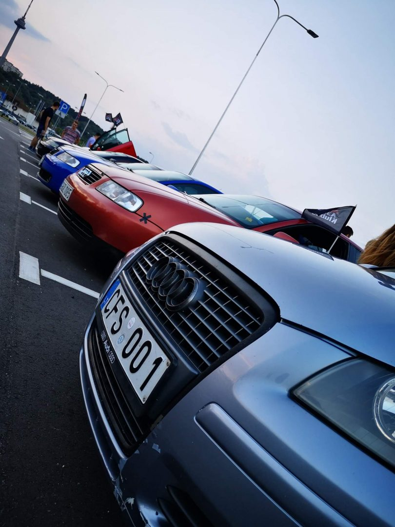 Kaunas Meet Audi A3/S3 & HairTrickLietuva