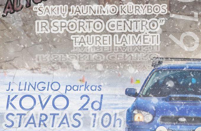 """""""Šakių Jaunimo Kūrybos ir Sporto Centro"""" Taurė 2019"""