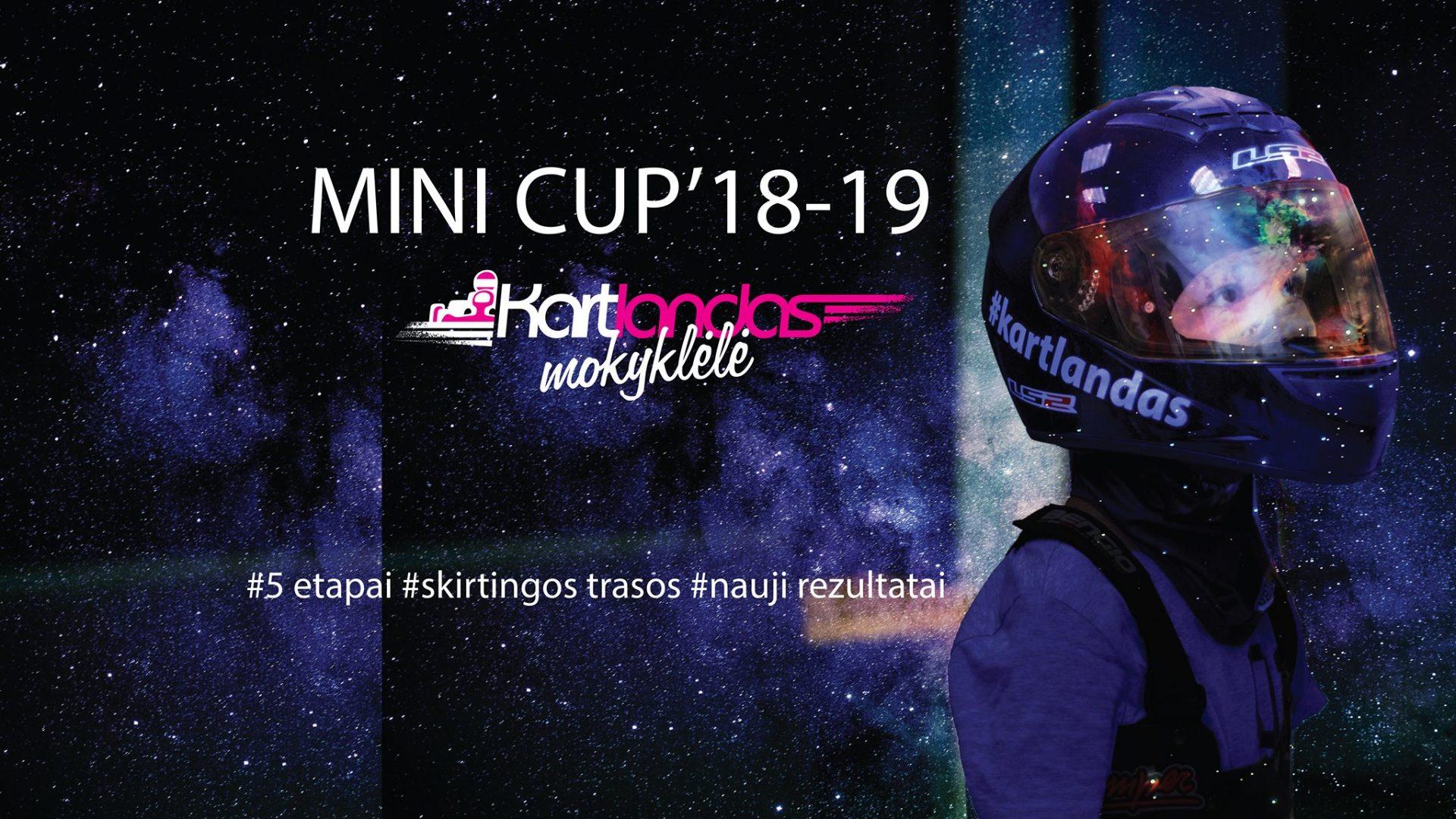 Kartlandas Mini Cup 4 etapas Kaunas