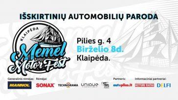 Klaipėda. Memel Motor Fest