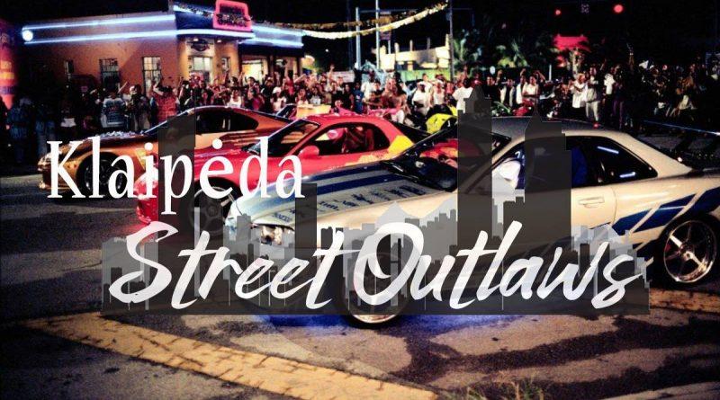 Klaipėda Street Outlaws mini automanų meet'as