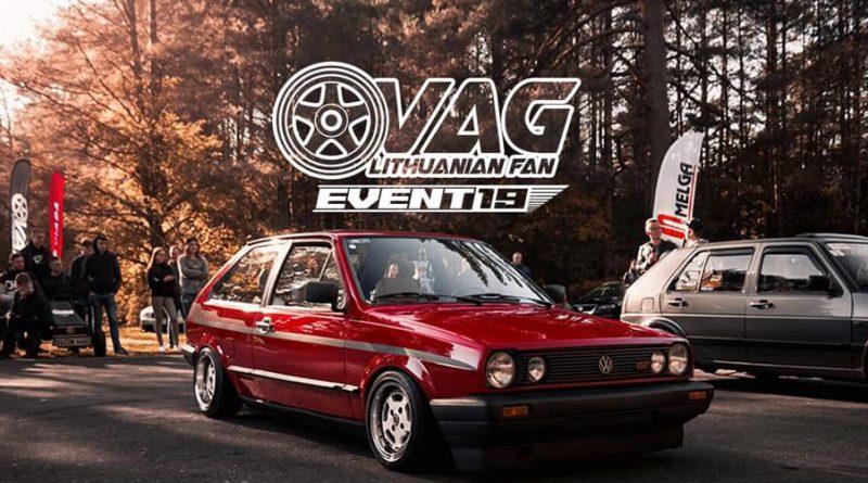 VAG Lithuanian Fan Event 2019