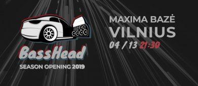 Basshead season opening 2019