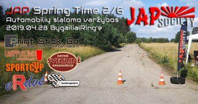 JAP Spring Time 2/6
