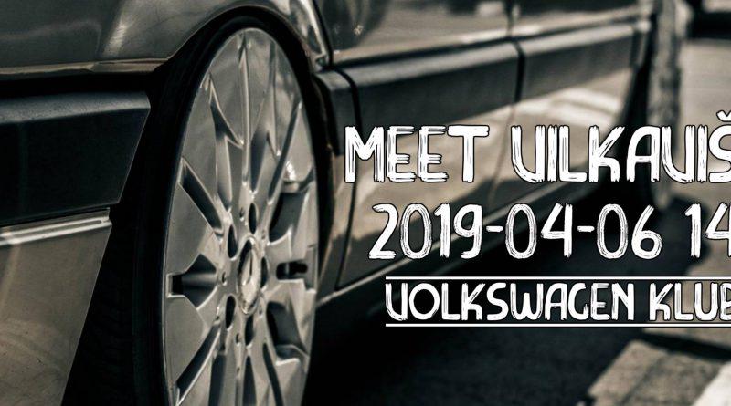 Lietuvos Volkswagen klubo meet Vilkaviškyje