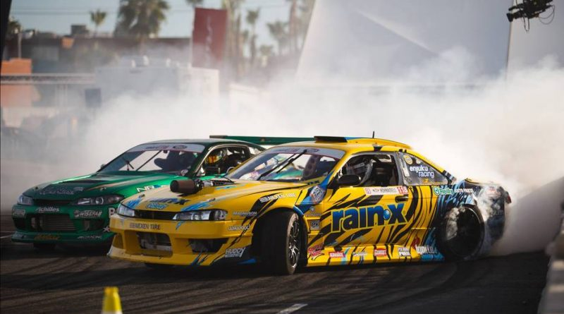 VilniusSliders Formula D Long Beach