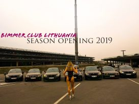 BMW Sezono Atidarymas 2019