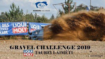 Gravel Challenge Liqui Moly taurei laimėti