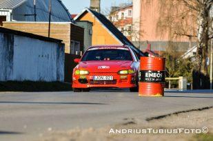 "Lietuvos automobilių ""Street Race"" čempionato II etapas"