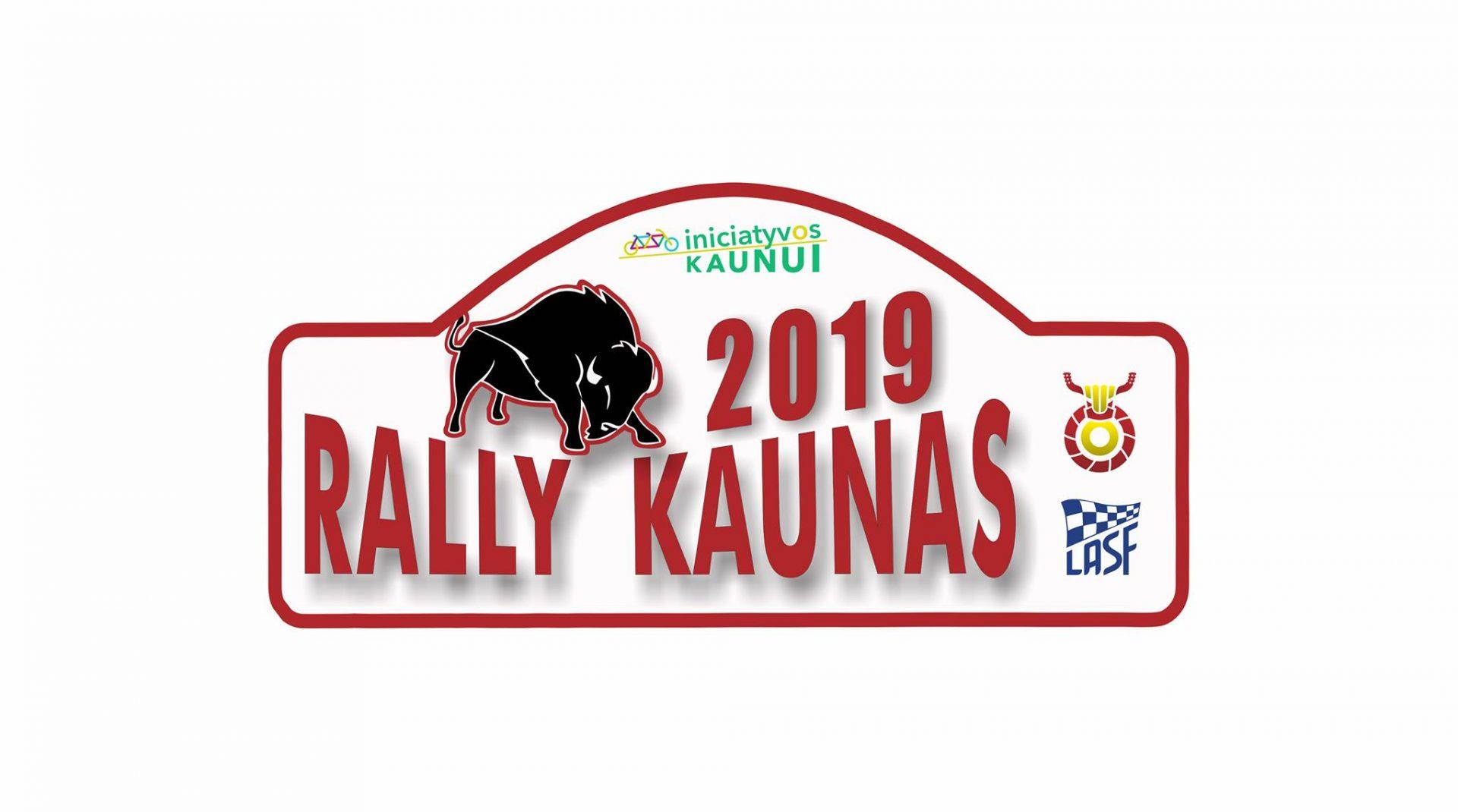 """Miniralio varžybos """"Rally Kaunas 2019"""""""