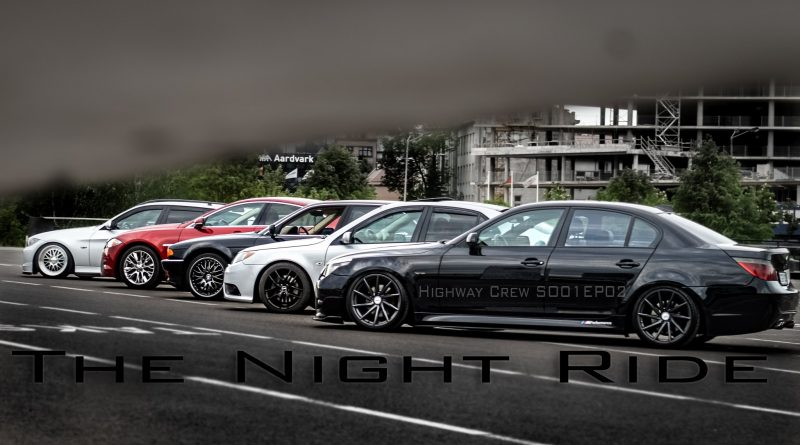 The Night Ride/ Highway Crew S01ep02