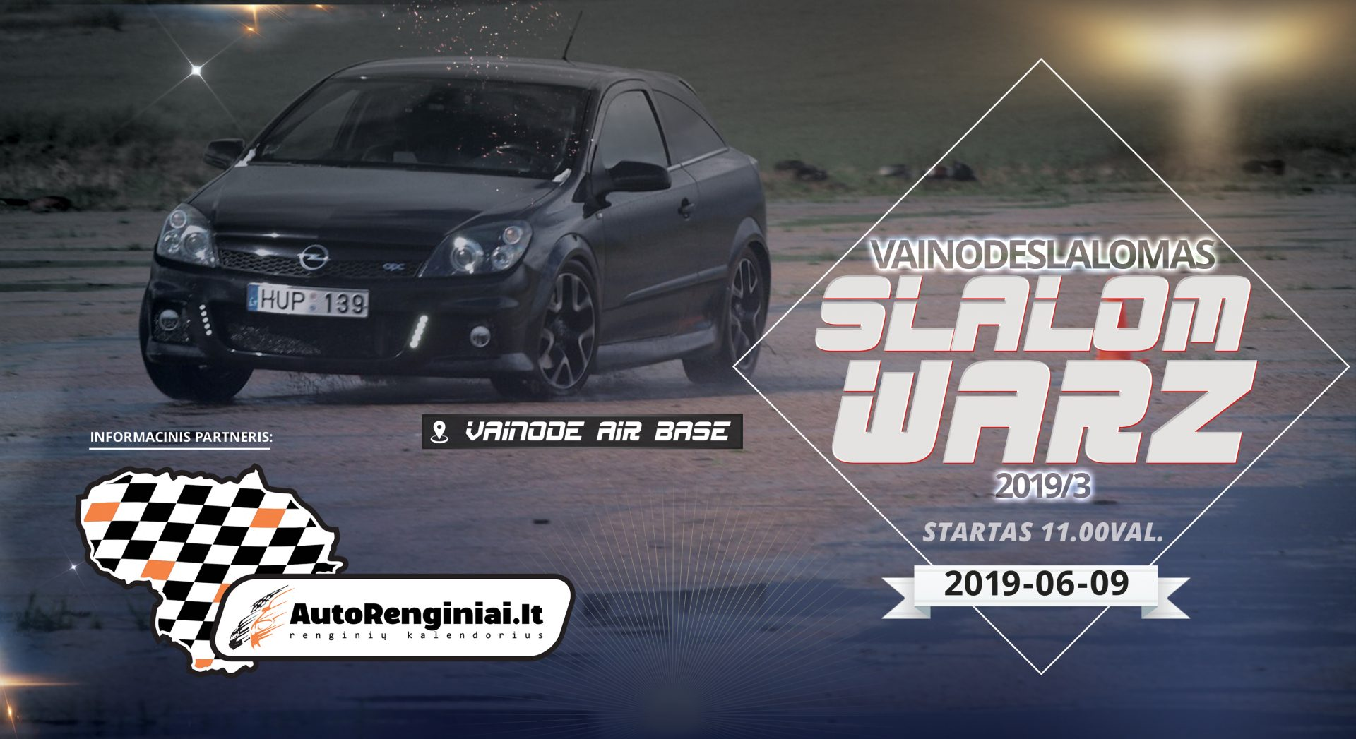Slalom Warz 2019/3