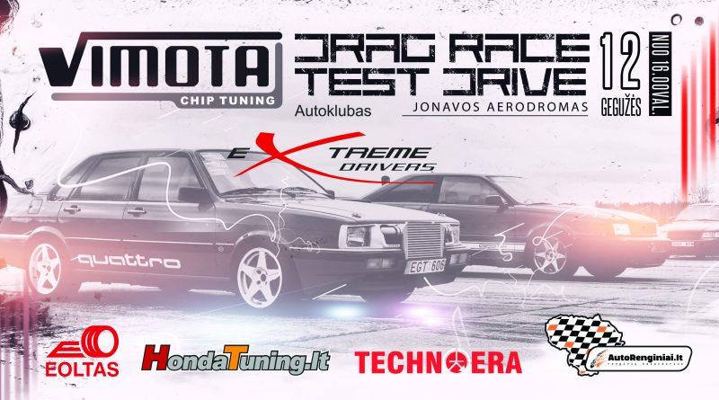 Vimota drag race Test drive