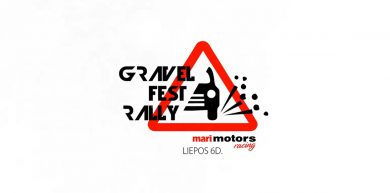 Gravel Fest Rally 2019.