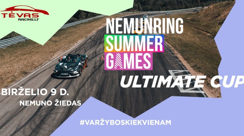 Nemunring Summer Games - Ultimate Cup