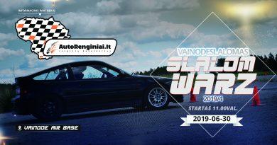 Slalom Warz 2019/4