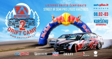 Automotive.lt Drift Camp #2 08.02-03