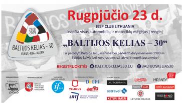 Baltijos Kelias - 30