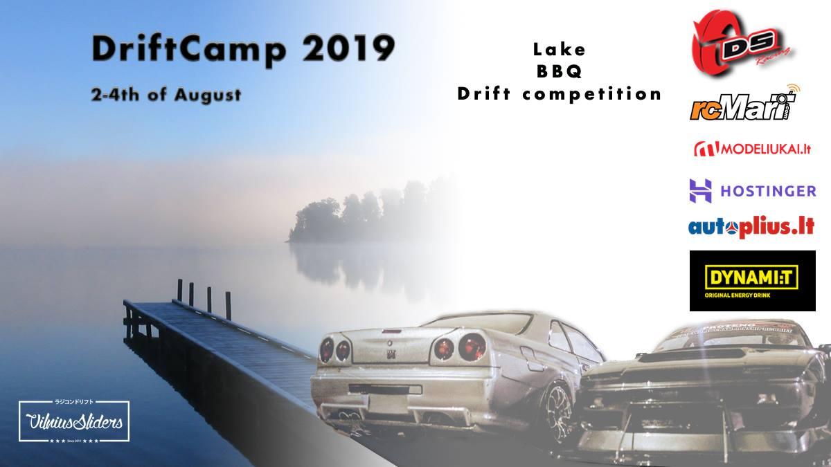 DriftCamp 2019