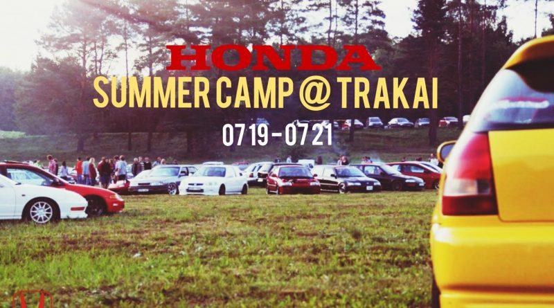 Honda Summer Camp