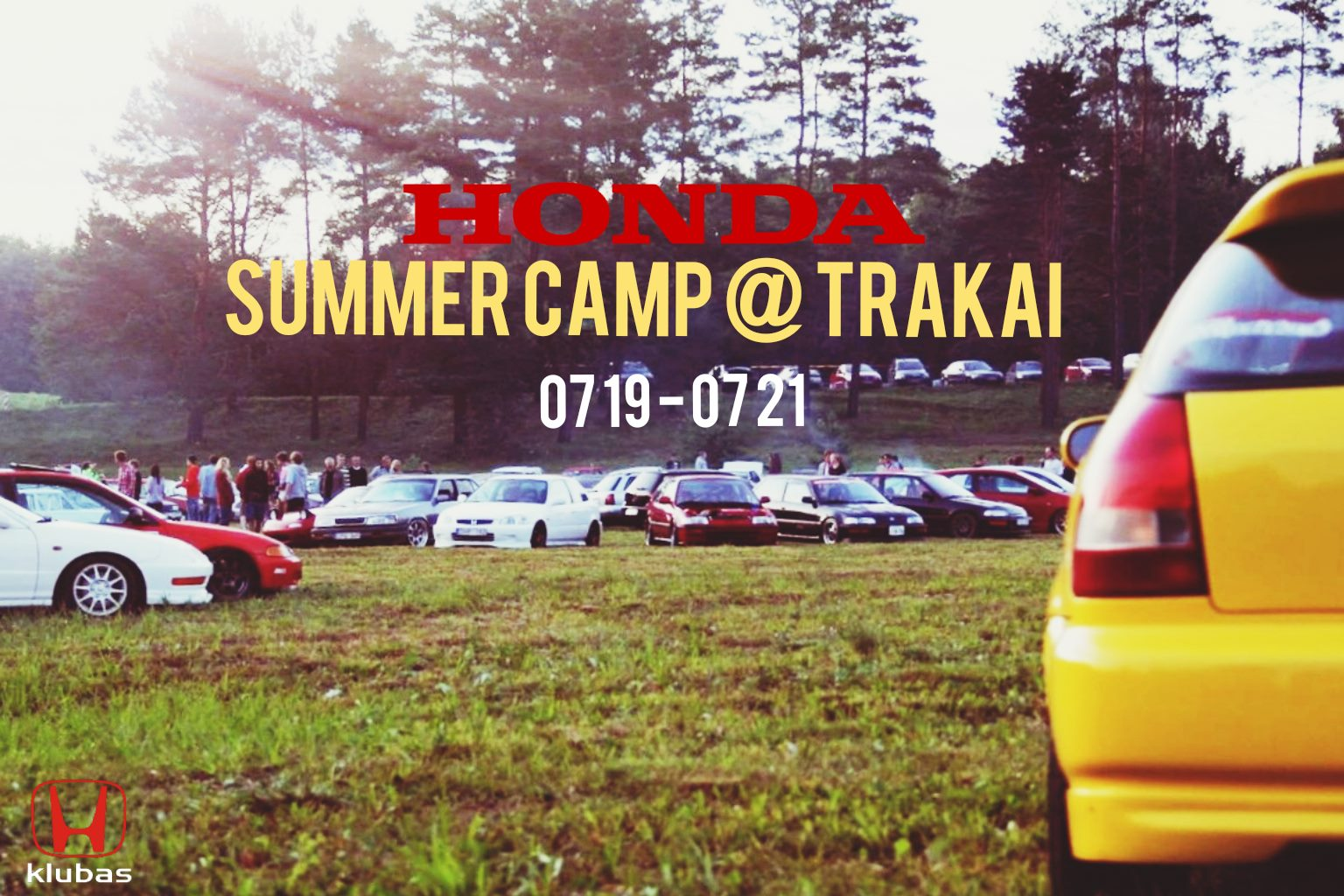 Honda Summer Camp
