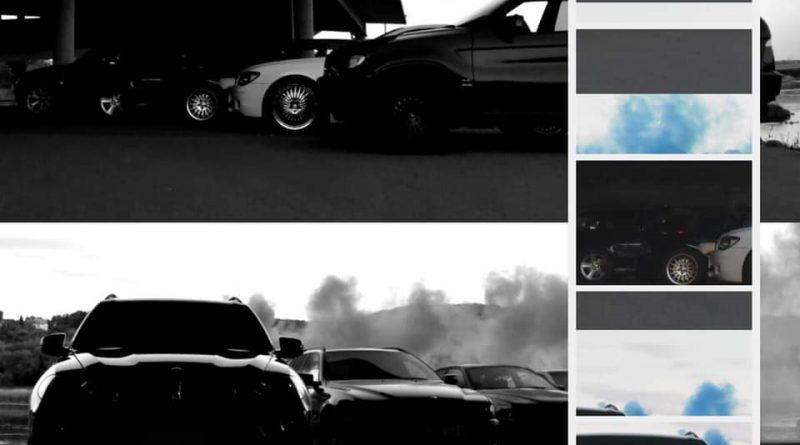 Kauno BMW e39 fanų 3ojo sezono meet'as Nemuno Žiede