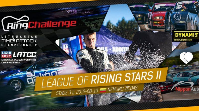 Ring Challenge - E03 - League of Rising Stars II