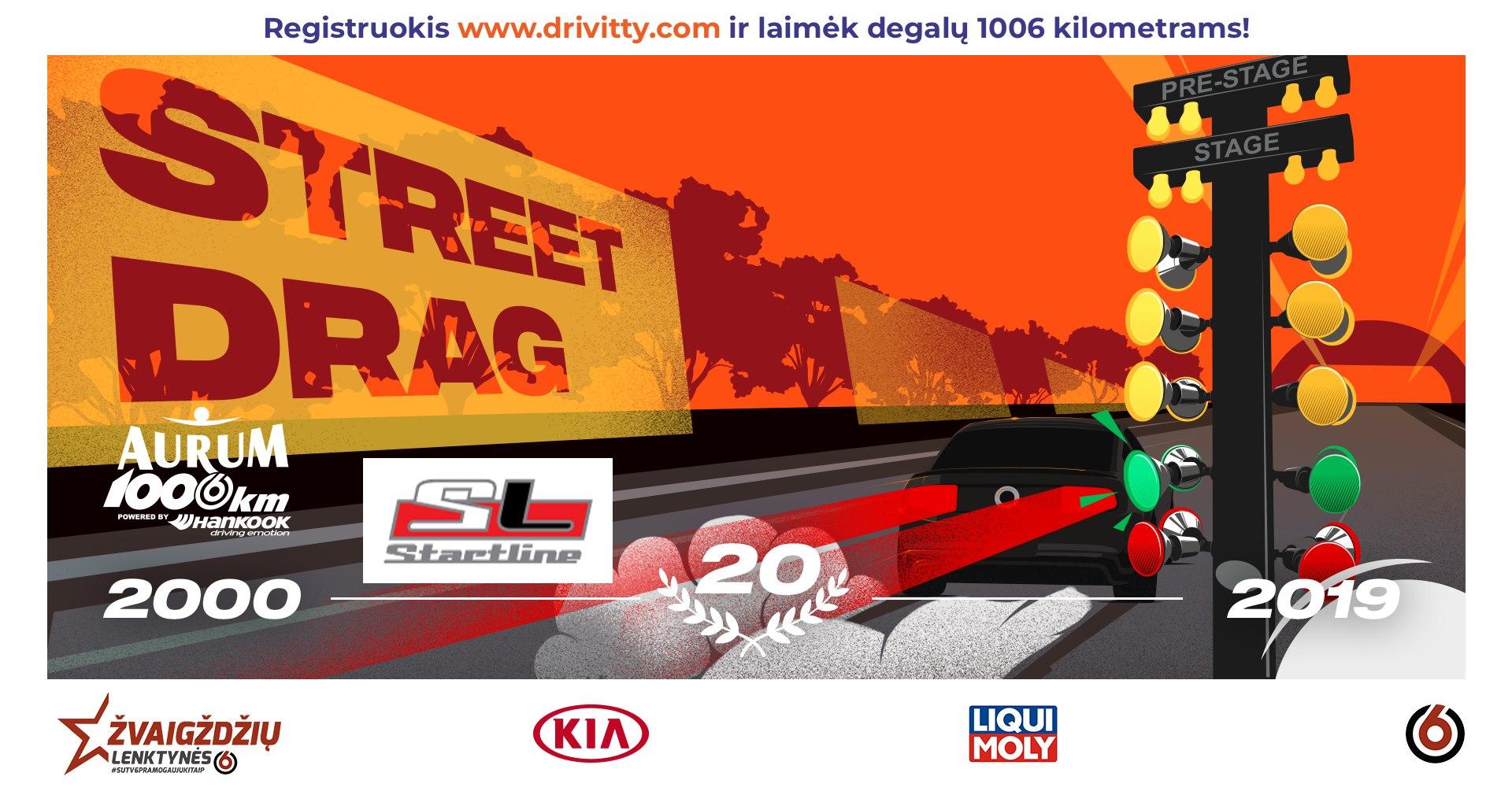 Street Drag by StartLine // Aurum 1006 km