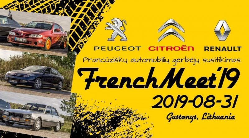 FrenchMeet'19