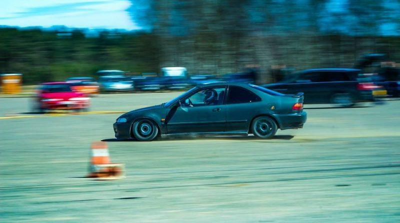 Greituminis slalomas Įrankiaijums.lt ir Vimota drag race