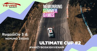 Nemunring Summer Games - Ultimate Cup #2
