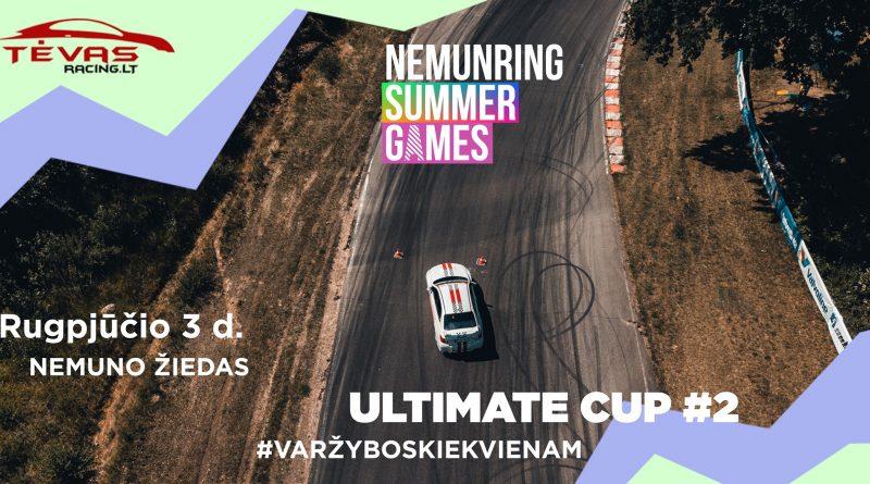 Nemunring Summer Games - Ultimate Cup #2