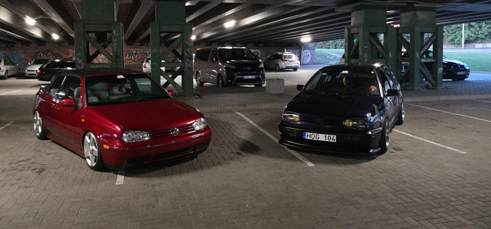VW Golf/Vento Mk3 CoffeeRacing