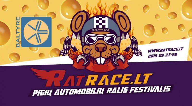 Baltyre RatRace.lt Pigių Automobilių Ralis Festivalis 2019