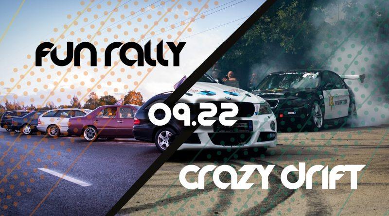 Fun rally & Crazy drift