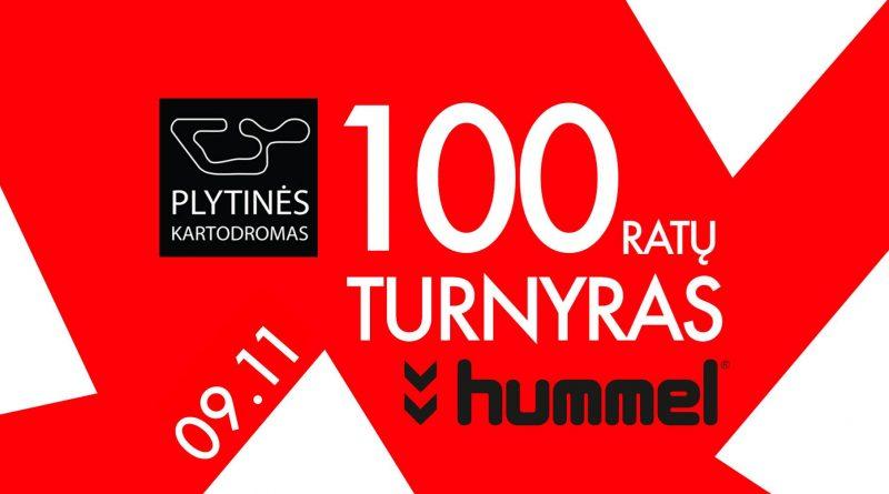 Hummel 100 ratų turnyras //