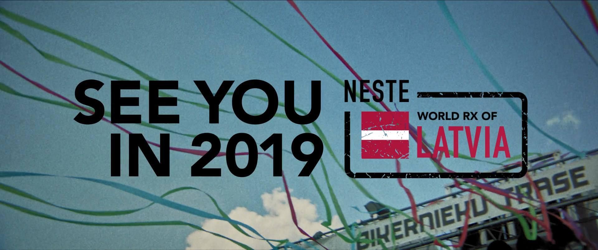 Neste World RX of Latvia