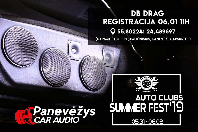 Panevėžys CAR AUDIO ir Hairtrick Lietuva Meet